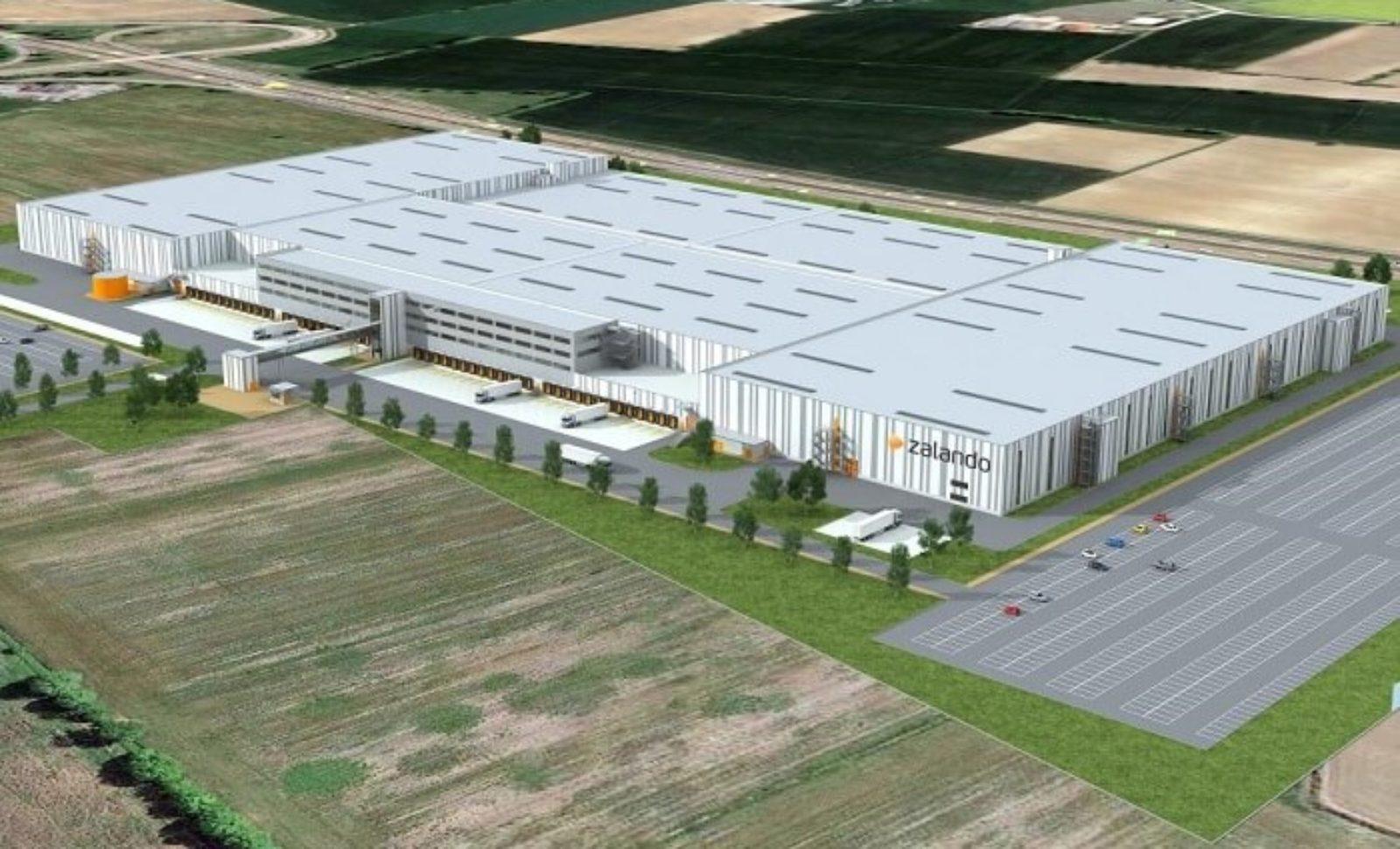 Zalando lässt weiteres Logistikzentrum in Italien bauen