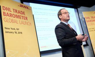 Neues Global Trade Barometer: DHL setzt auf Logistikdaten und künstliche Intelligenz