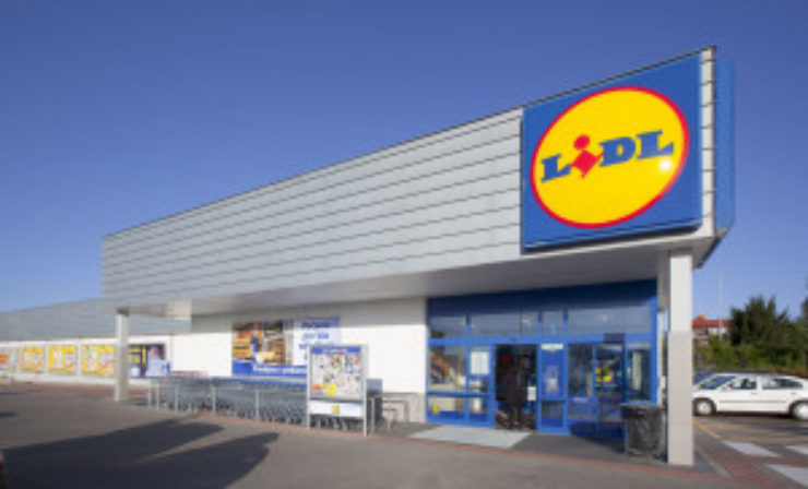 Record Xmas for Lidl
