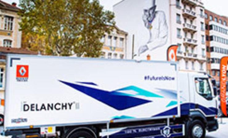 Renault to start selling electric trucks next year