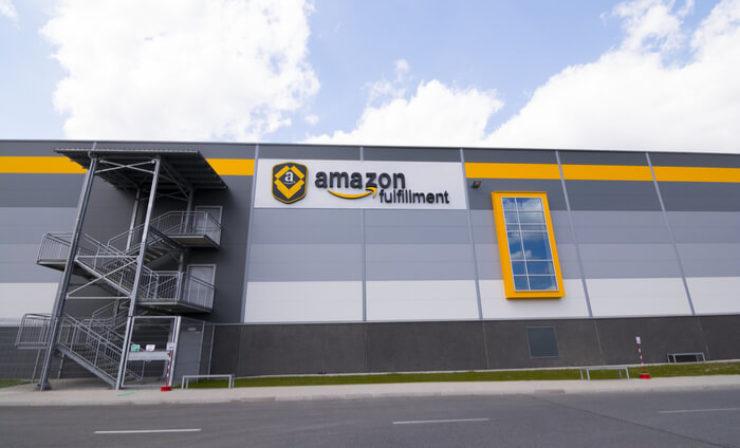 Amazon: In Mönchengladbach entsteht ein weiteres Logistikzentrum, Köln könnte folgen