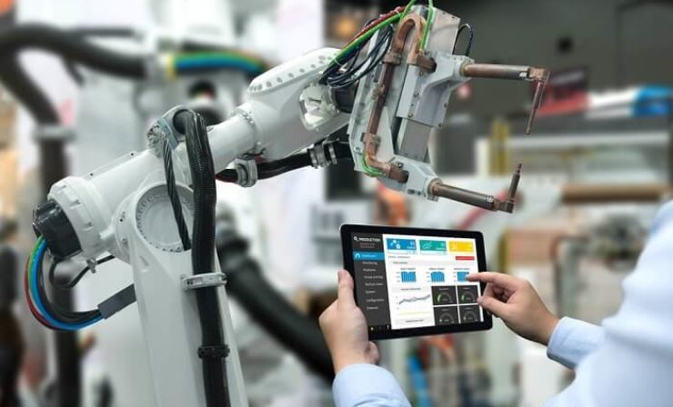 Entwicklung von Robotertechnologie: Vanderlande beteiligt sich an Smart Robotics