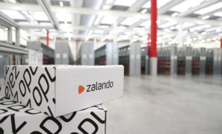 Segro baut für Zalando ein Logistikzentrum in Italien