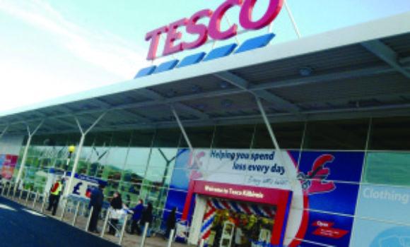 Tesco rethinks distribution plans following P&H failure