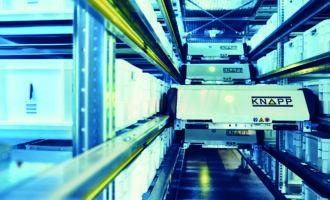 Oriola modernisiert Verteilzentrum mit KNAPP Shuttle-Technologie