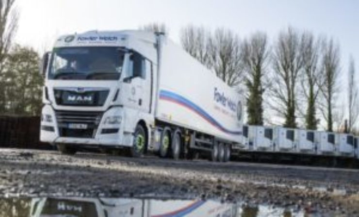 Fowler Welch buys 56 Cargobull reefers