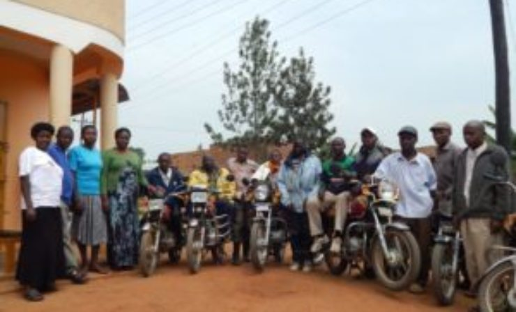 Transaid researches safe rural transport in Africa