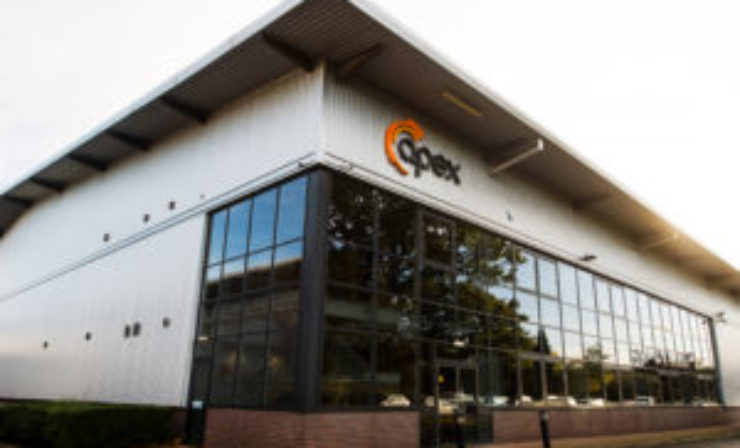 Apex expands with new headquarters