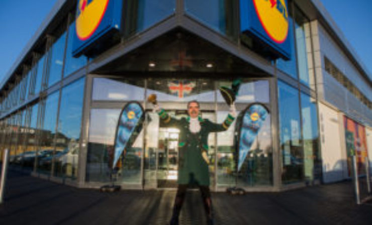 Lidl reaches 700 stores in UK expansion drive