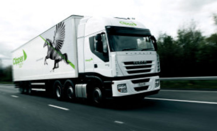 Clipper launches 'warehouse to wheels' scheme
