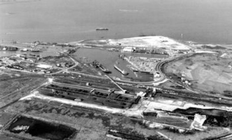 50 Jahre Containerterminal Bremerhaven