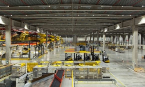 DHL Express eröffnet neues Drehkreuz in Brüssel