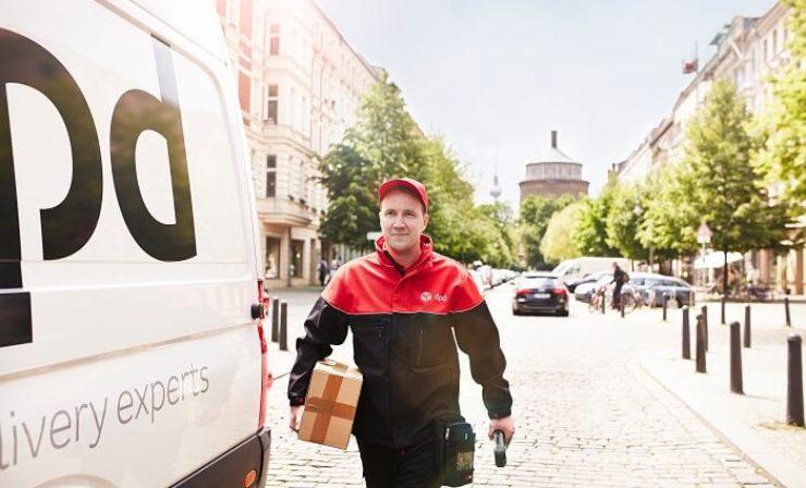 Jahresbilanz: DPD Deutschland transportierte am 20. Dezember 2.129.123 Pakete