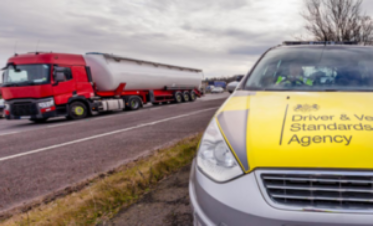 On-the-spot fines for drivers hours offenders