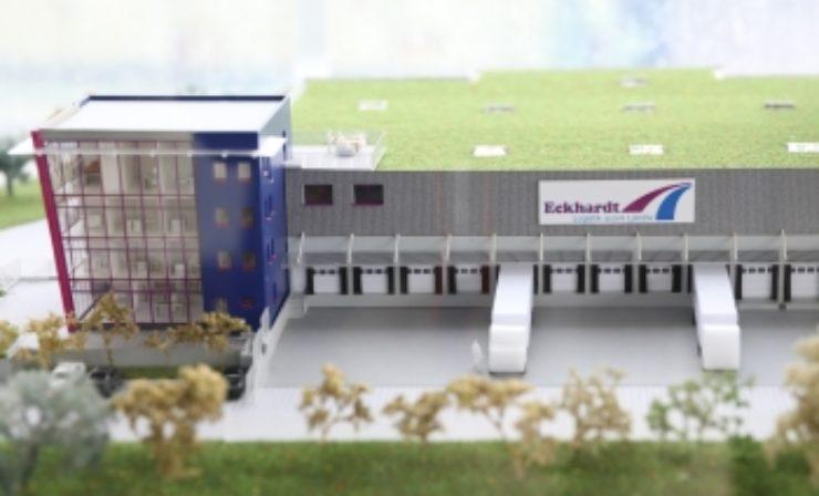Eckhardt betreibt Transshipment-Point für ILN