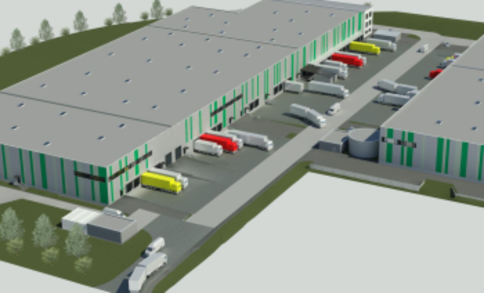List baut neues Logistikzentrum in Erlensee