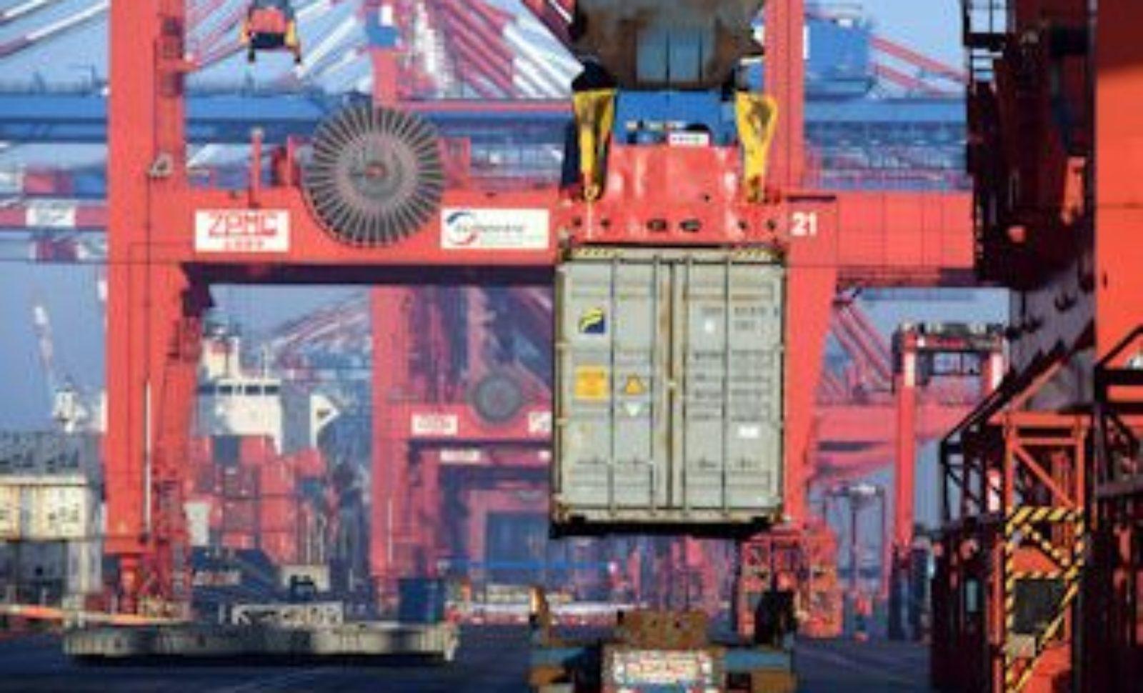 Eurogate: Containerumschlagsmenge in schwierigem Marktumfeld behauptet