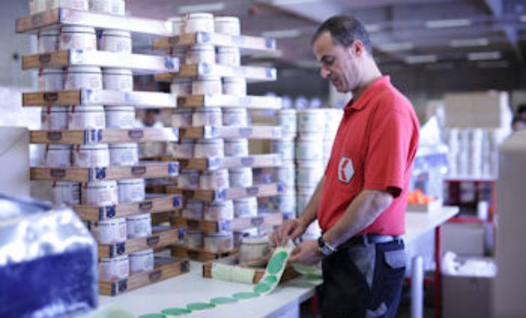 Fiege erfüllt die Anforderungen der ISO 22000 zur Lebensmittelsicherheit
