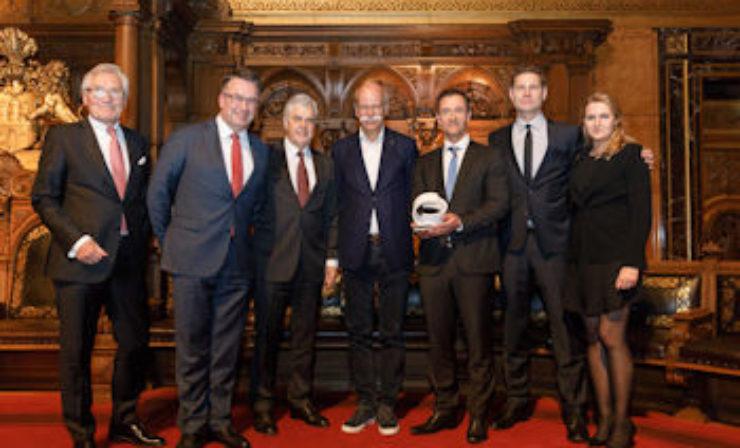Hanse Globe 2017 geht an Hermes Germany