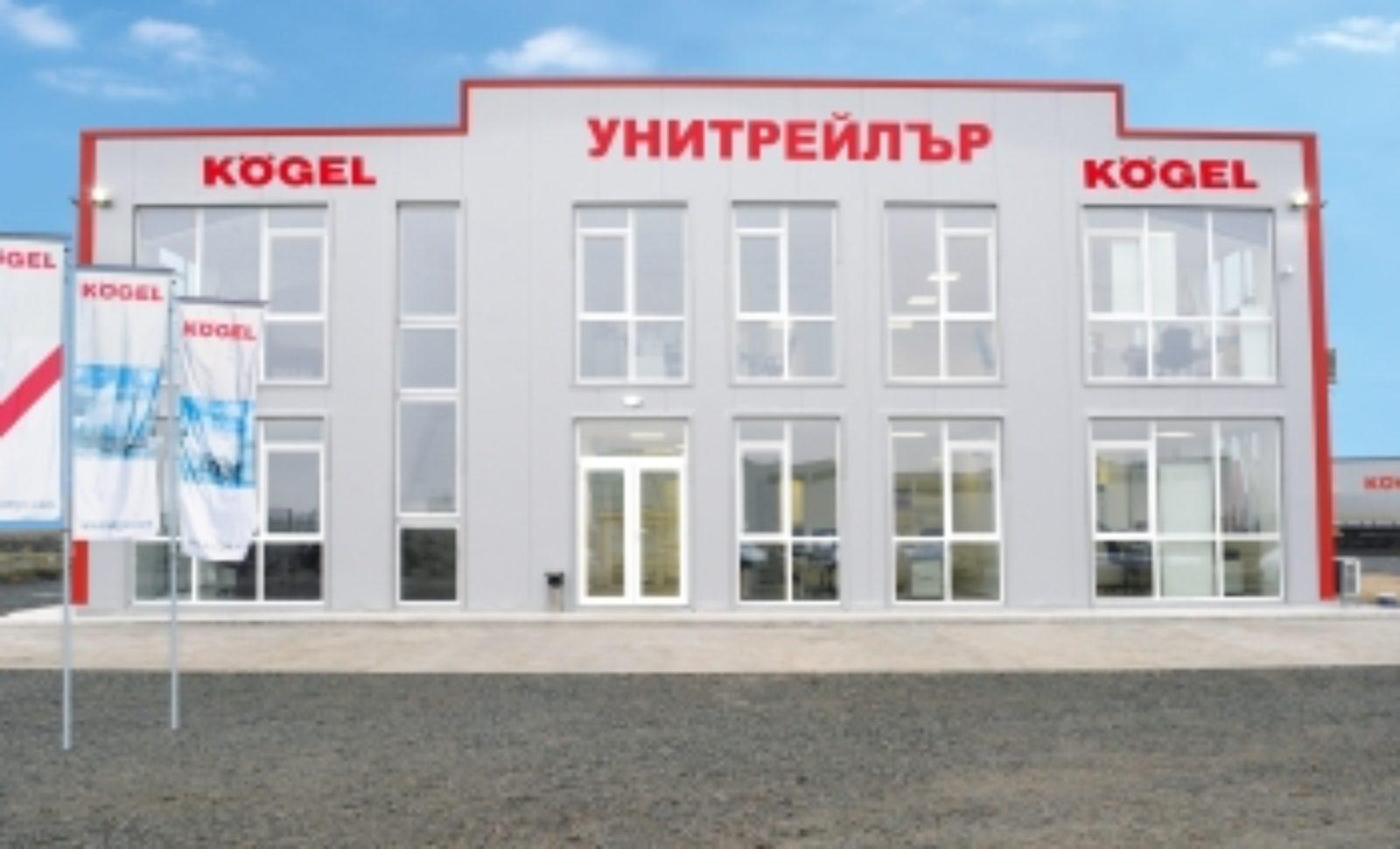 Unitrailer übernimmt gesamte Kögel-Generalvertretung in Bulgarien