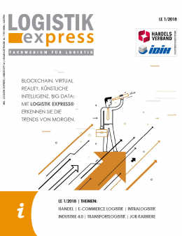 LOGISTIK express Fachjournal 1-2018