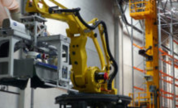 Mars and XPO collaborate on robot warehouse