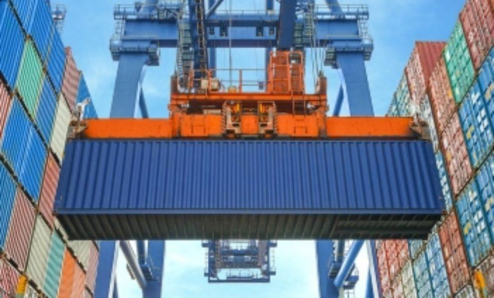 Containerumschlag ist der Wachstumsmotor des Rotterdamer Hafens