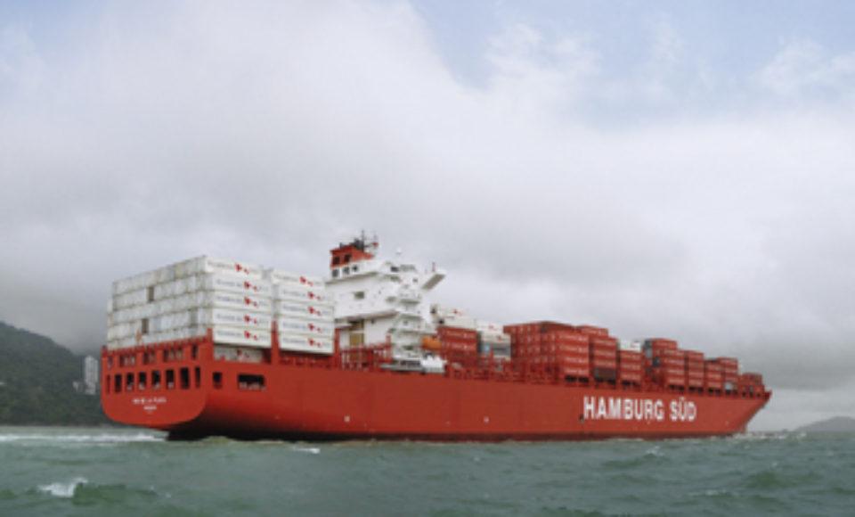 8.000 neue Container in Hamburg Süd-Farben