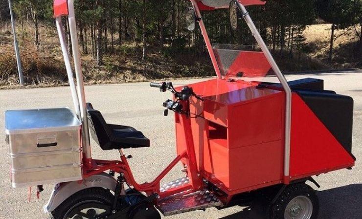 Letzte Meile: Veheco stellt Elektro-Lastenrad für schwere Lieferungen vor