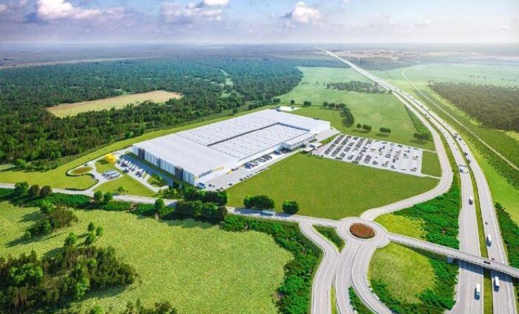 Shopping-Club-Erweiterung: Zalando baut neues Logistikzentrum im polnischen Olsztynek