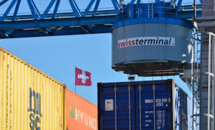 Neue Unternehmensstruktur für Swissterminal-Gruppe