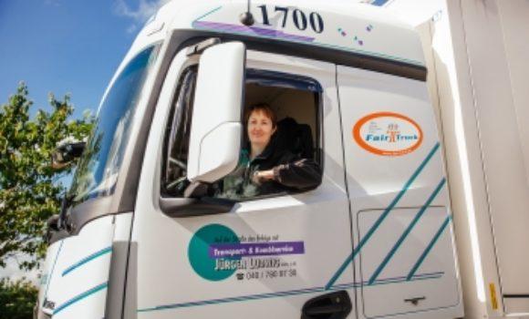 TKS Ludwig tritt der Fair-Truck-Initiative bei