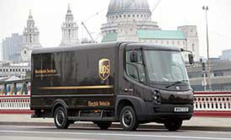 Profits boost for UPS