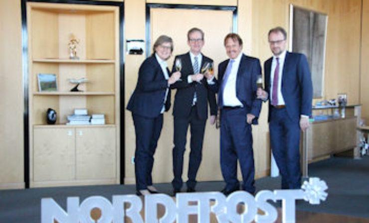 Nordfrost erwirbt Kühlhaus Düsseldorf in NRW