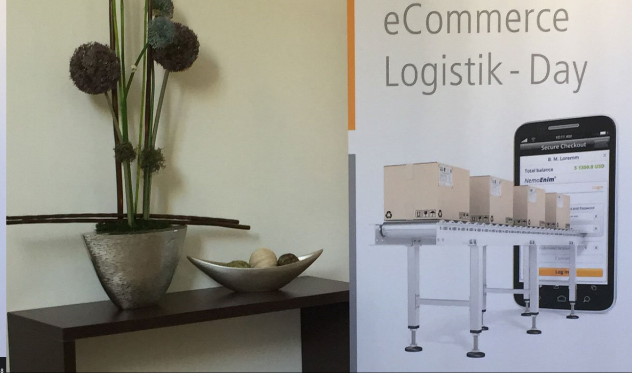 Branchentreff für eCommerce & Logistik am 26. September in Wien