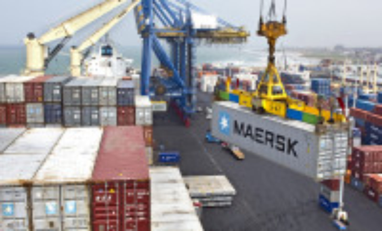 Profits boost for Maersk