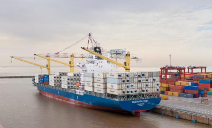 Leercontainerlogistik: Reederei NileDutch setzt auf Tech-StartUp Transmetrics