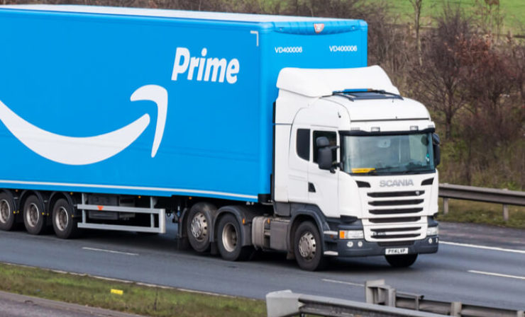 Logistiker unter Druck: Amazon will Lieferdienst starten – auch für externe Unternehmen
