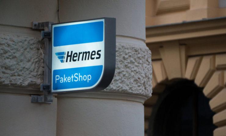 Hermes baut sein Netzwerk bis 2020 auf 20.000 PaketShops aus