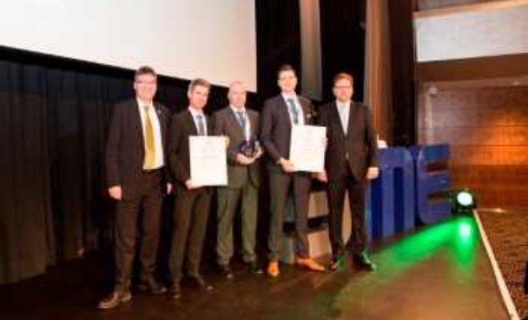 ZF Friedrichshafen AG gewinnt BME-Preis für elektronische Beschaffung