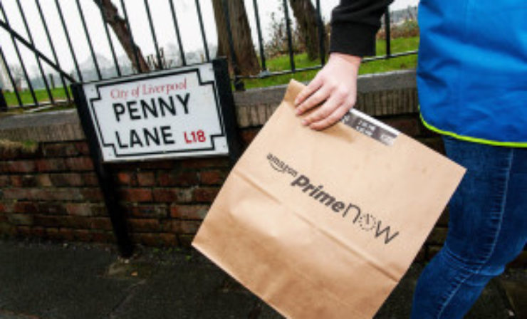 Amazon snaps deliveries to prove safe delivery