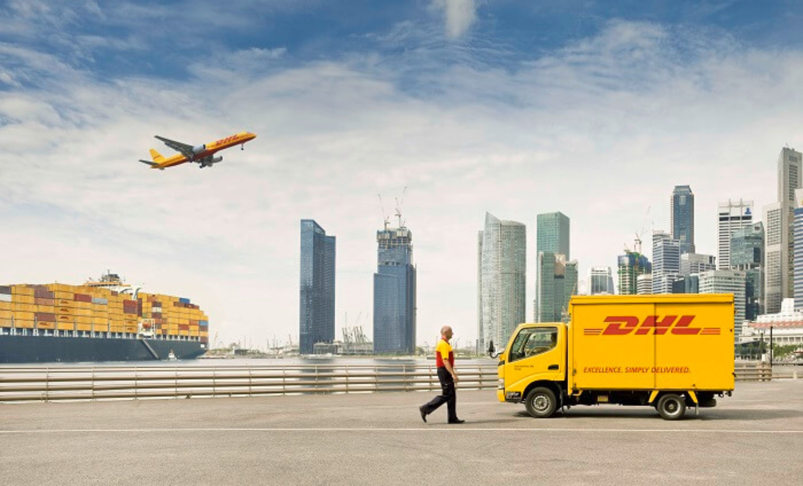 DHL lässt sich Importsendungen aus Nicht-EU-Staaten bezahlen