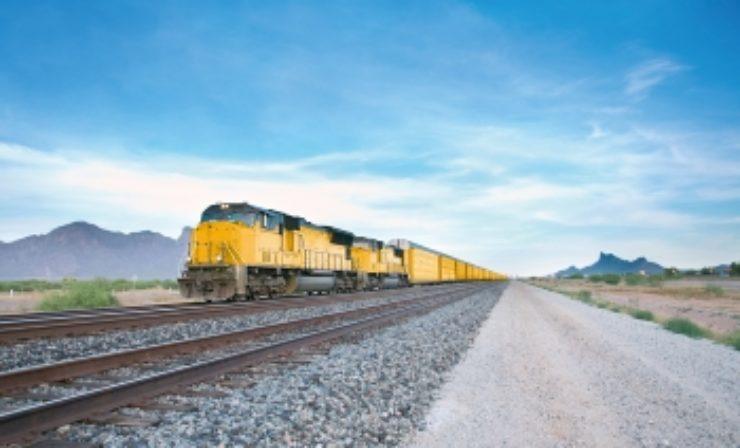 Dachser: Rail Services zwischen Europa und Asien