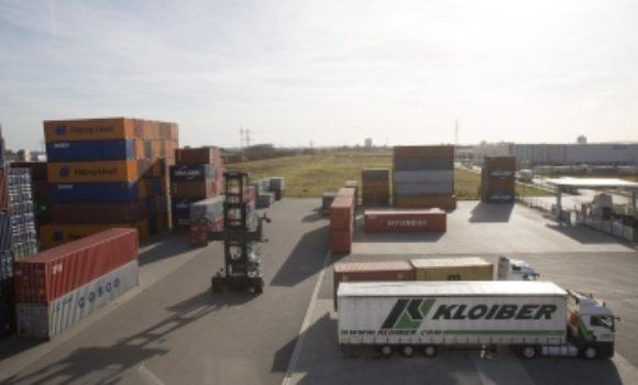 Kloiber erweitert Depot im GVZ Region Augsburg