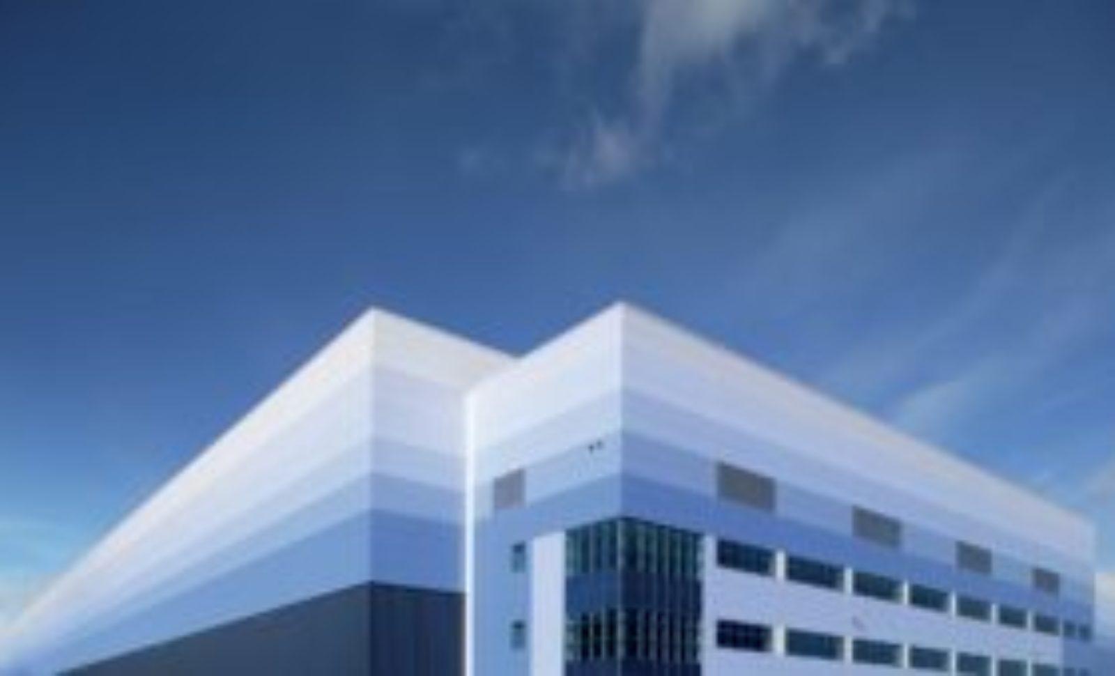Gazeley launches UK's tallest spec warehouse