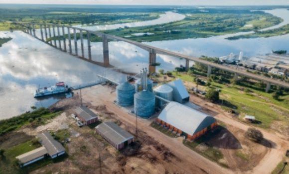 Imperial Logistics bietet integrierte Lösungen in Paraguay
