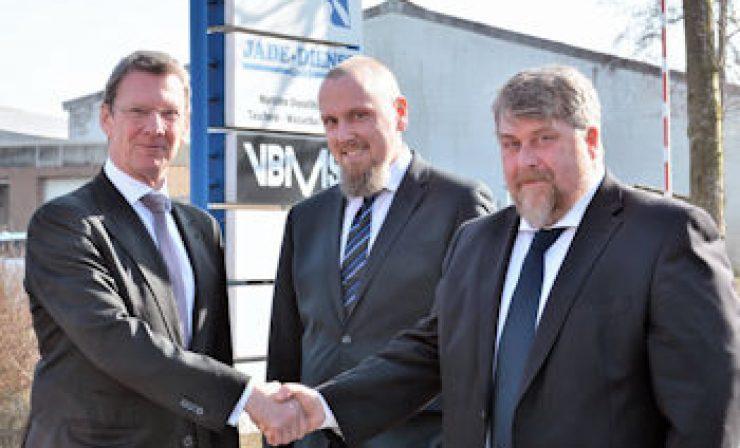 Jade-Dienst mit neuem Standort im GVZ Wilhelmshaven