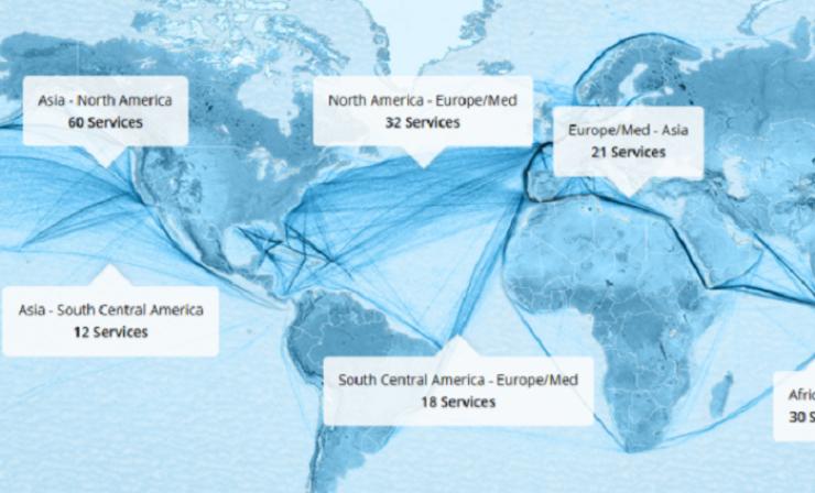Sea Explorer: Kühne + Nagel stellt Online-System vor