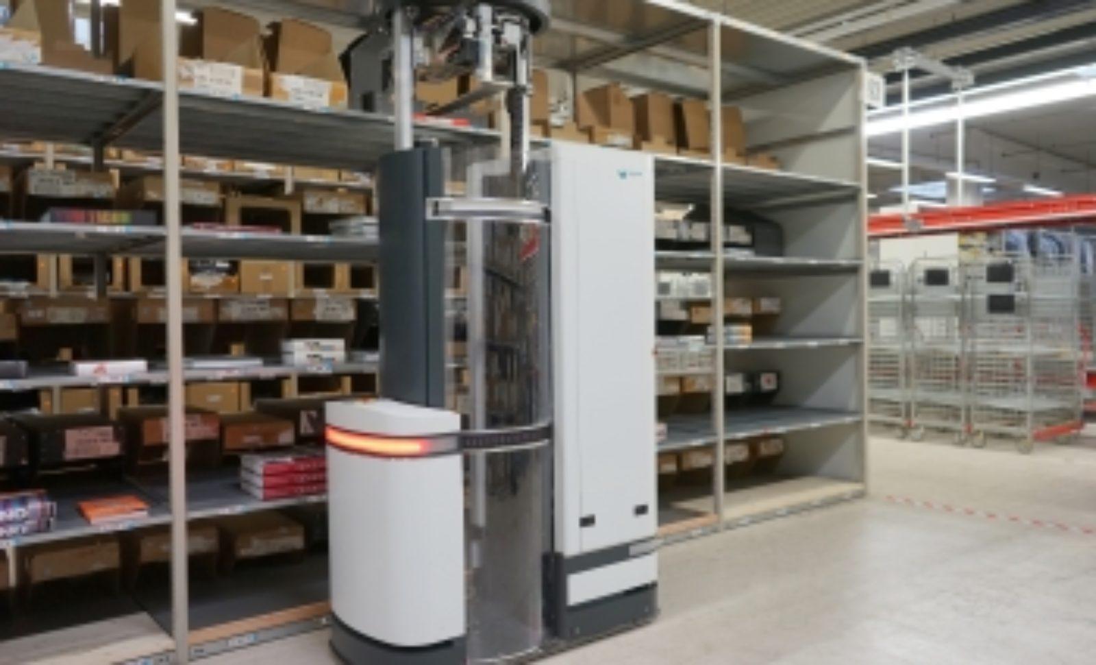 Robotik Start-up Magazino sammelt 20,1 Millionen Euro