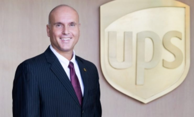 Veränderungen im Top-Management bei UPS